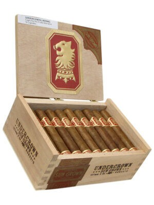 Undercrown Sun grown Robusto cigars