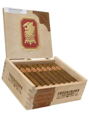 Undercrown Sun grown Gran Toro cigars