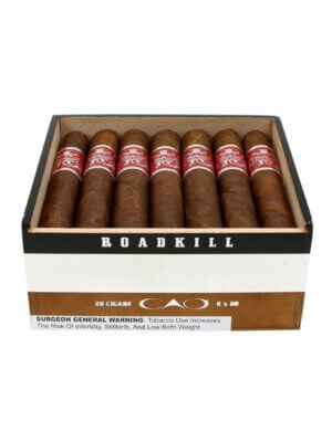 CAO Steel Horse Roadkill Cigars