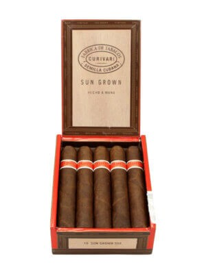 Curivari Sun Grown 550 Cigars
