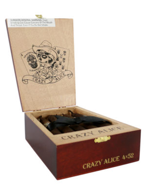 Crazy Alice Cigars