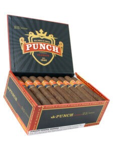 Punch Magnum Double Maduro Cigars