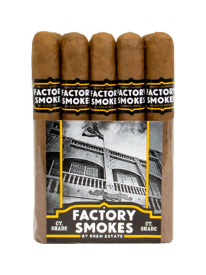 DE Factory Smokes Connecticut Shade