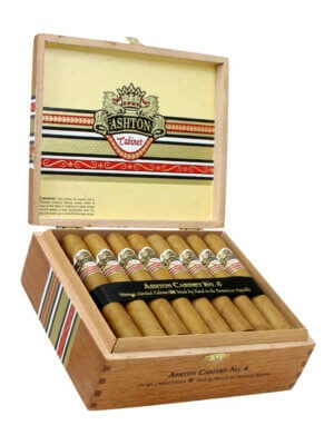 Ashton Cabinet No.6 Cigars