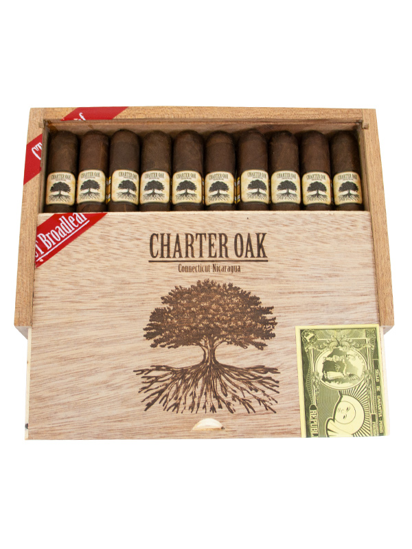 Foundation Charter Oak Connecticut Broadleaf