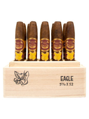 HR x Fox Collab Eagle Cigar