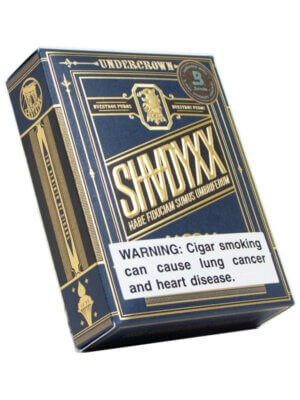 Undercrown ShadyXX Cigars