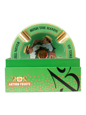 Arturo Fuente Story Green Ashtray