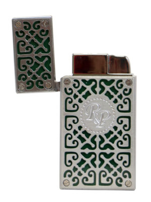 Rocky Patel Burn Lighter Hunter Green