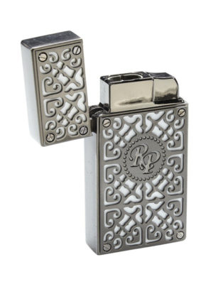 Rocky Patel Burn Lighter White (Gunmetal)