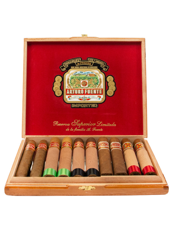 Fuente Extremely Rare Holiday Collection 2019