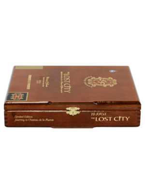 Opus X Lost City Piramide