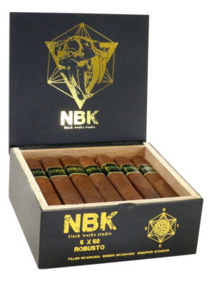 Black Works Studio NBK Robusto