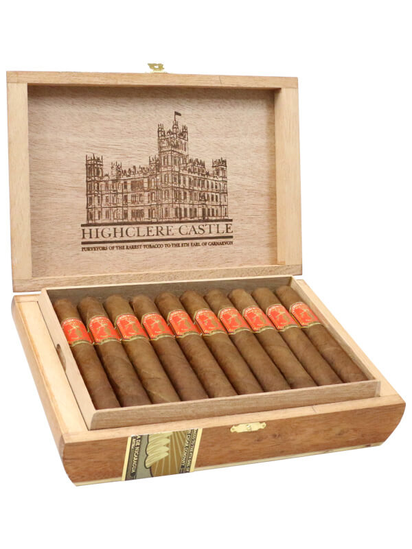 Highclere Castle Victorian Robusto