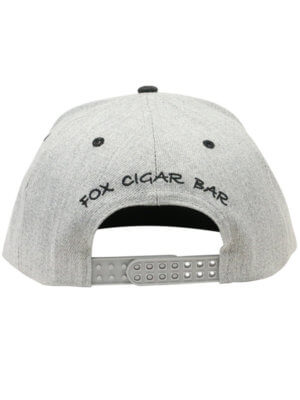 FCB Double Snap Gray + Charcoal