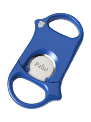 Palio Blue Cigar Cutter