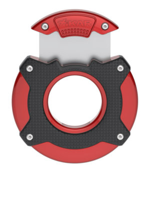 XIKAR Enso Red Cigar Cutter