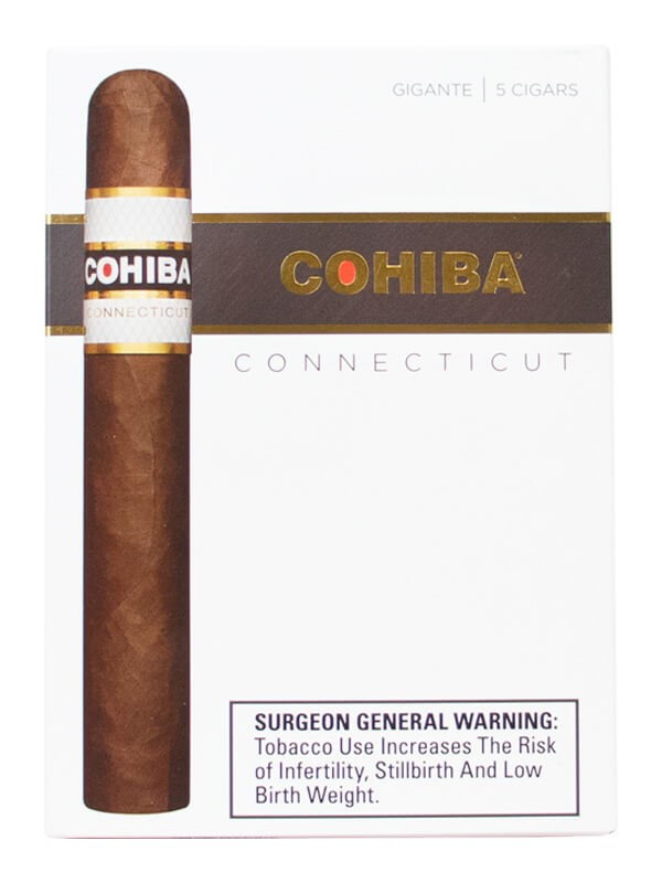 Connecticut Robusto Pack