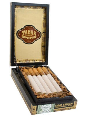 Tabak Especial Lonsdale Dulce is an infused cigar from the infusion masterminds at Drew Estate.