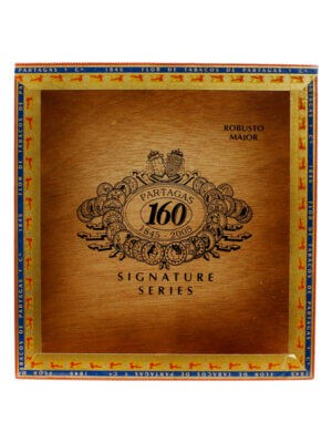 Partagas 160 Signature Series Robusto Major