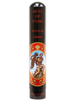 God of Fire Serie B Robusto Tubo