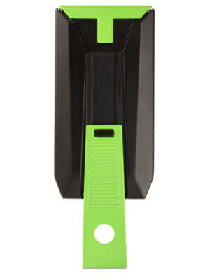 Colibri Slide Double-Jet Black & Green