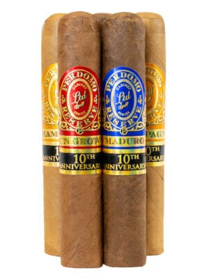 Perdomo 10th Anniversary Kit