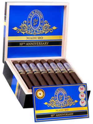 10th Anniversary Box-Pressed Maduro