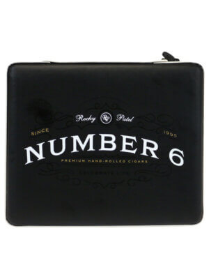 Rocky Patel Number 6 Travel Case