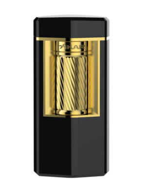 Xikar Meridian Lighter Black & Gold