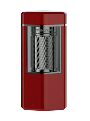 Xikar Meridian Lighter Red