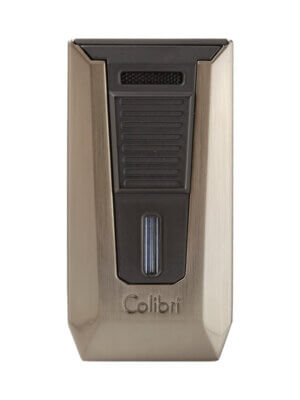 Colibri Slide Double Jet Gunmetal & Matte Black