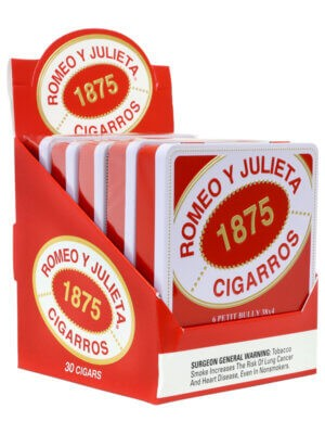 Romeo y Julieta 1875 Petit Bully