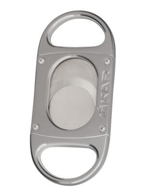 Xikar M8 Cutter Chrome Silver
