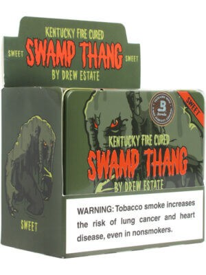 KFC Swamp Thang Ponies Sweets Cigarillos