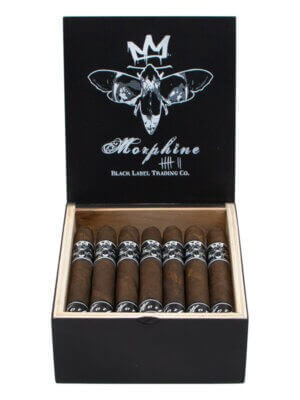Black Label Trading Co. Morphine Robusto