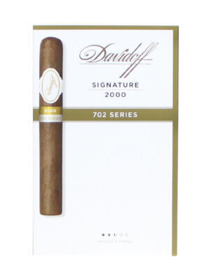 Davidoff 702 Series Signature 2000 Pack