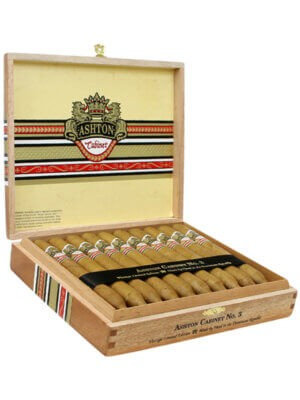 Ashton Cabinet Selection #3 Cigars
