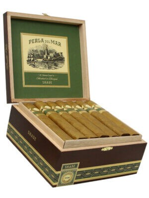 Perla Del Mar Shade Double Toro Cigars
