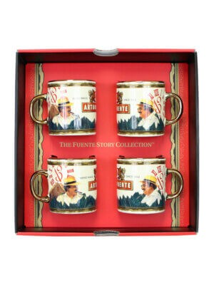 Hands Of Time Espresso Cups