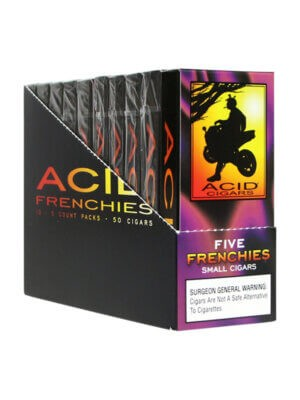 Acid Frenchies 5 Pack Cigarillos
