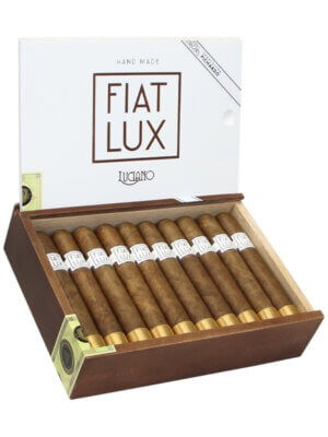 Fiat Lux by Luciano Cigars Geniuses