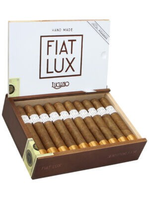 Fiat Lux by Luciano Cigars Intuition